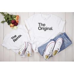 T-shirt the remix bébé-enfant