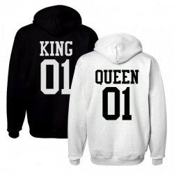 Sweat couple King/Queen numéro